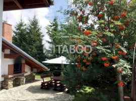 Cabana de vanzare in statiunea Paltinis cu 7 camere 6 bai si crama