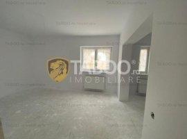 Apartament 3 camere cu loc de parcare si 2 balcoane in Selimbar