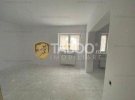 Apartament 3 camere 83 mpu loc de parcare 2 balcoane Selimbar Sibiu