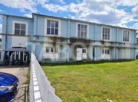 Hala industriala de inchiriat complet functionala in Petresti Alba