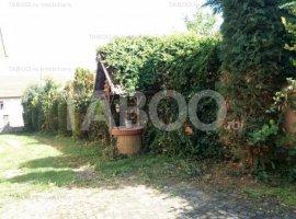 Casa cu gradina 5 camere zona turistica Cisnadioara