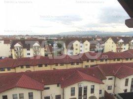 Apartament de vanzare 2 camere cu priveliste panoramica Sibiu Turnisor