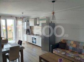 Apartament de inchiriat 2 camere decomandat bloc nou zona Lupeni Sibiu