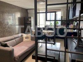 Apartament de vanzare 3 camere cu balcon zona Rahovei Sibiu