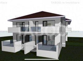 Duplex 5 camere P+1E de vanzare in Cisnadie Sibiu