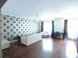 Kaufland Barbu Vacarescu, ap. 2 camere, parter / 4, renovat modern
