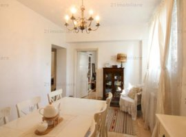 Floreasca/ Kaufland, apartament 3 camere, renovat, bloc anvelopat, curte privata