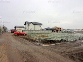 Berceni/ Mioritei, teren 558 mp, deschidere 21 ml, ideal constructie vila/duplex