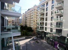 One Herastrau Plaza, apartament lux, mobilare in curs, terasa, parcare subterana