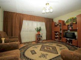 Pantelimon, apartament spatios, 3 camere, decomandat, parter/2, amenajat, boxa