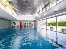 Vila spectaculoasa, 954 mp, piscina, cinema, teren 2170 mp, Snagov/ Vladiceasca