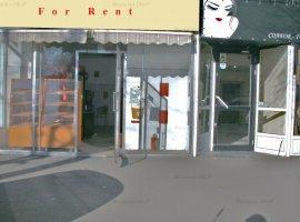 NICOLAE  TITULESCU intersectie cu Banu Manta, inchiriere 60 mp. spatiu comercial cu vitrina stradala