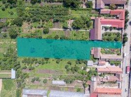 Teren de vânzare 2254 mp în Aradul Nou