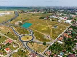 Teren în zona Industrială Sud- Aradul Nou