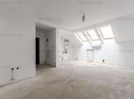 Apartament cu două camere, rate direct de la dezv.