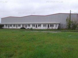 Hală industrială 1.400 mp in Zona Liberă Curtici