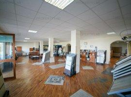 PREȚ REDUS CU 40.000 EURO - Spațiu comercial + 11 apartamente