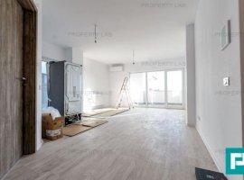 Apartament ultracentral, 2 camere, de închiriat. Complex Rezidențial Arad Plaza.