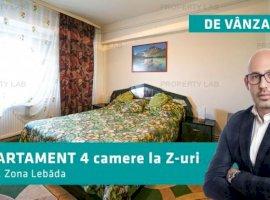 Cauți un apartament spațios? Îți ofer unul Z-uri, mai exact la Lebăda