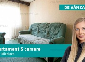 Apartament cu 5 camere, Micălaca