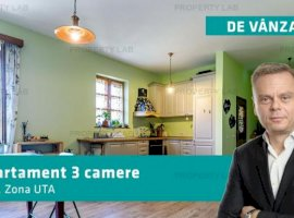 Cauți un apartament de 3 camere cu grădină? Suna-ma!