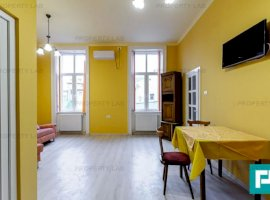 Apartament renovat, ultracentral. Piața Avram Iancu.