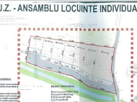 Vanzare  terenuri constructii  4500 mp Dambovita, Niculesti  - 14 EURO