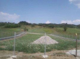 Vanzare  terenuri constructii  5000 mp Valcea, Bunesti  - 15000 EURO