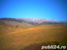 Vanzare  terenuri constructii  2000 mp Brasov, Sirnea  - 0 EURO