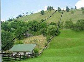 Vanzare  terenuri constructii  5097 mp Brasov, Moieciu de Jos  - 0 EURO