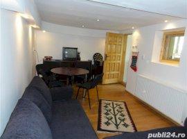 Vanzare  apartament  cu 3 camere  semidecomandat Prahova, Sinaia  - 65000 EURO