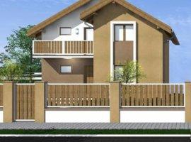 Vanzare  casa  5 camere Timis, Giarmata-Vii  - 93500 EURO