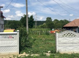 Vanzare  terenuri constructii  4500 mp Valcea, Babeni  - 10000 EURO