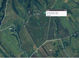 Vanzare  terenuri constructii Prahova, Galmeia  - 3 EURO