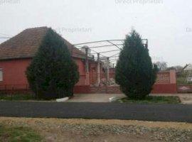 Vanzare  casa  4 camere Timis, Lovrin  - 60000 EURO
