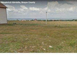 Vanzare  terenuri constructii Brasov, Sambata de Sus  - 7 EURO