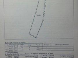 Vanzare  terenuri constructii  8100 mp Arges, Moara Mocanului  - 32400 EURO
