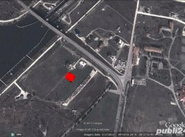 Vanzare  terenuri constructii  500 mp Constanta, Navodari Tabara  - 35000 EURO