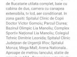 Inchiriere  garsoniera Bucuresti, Vatra Luminoasa  - 300 EURO lunar
