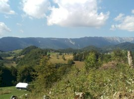 Vanzare  terenuri constructii Arges, Dambovicioara  - 80000 EURO