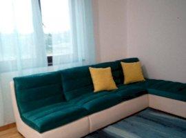 Inchiriere  apartament  cu 2 camere  semidecomandat Bucuresti, Drumul Sarii  - 550 EURO lunar