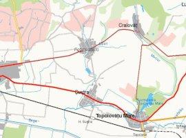 Vanzare  terenuri constructii Timis, Cralovat  - 9900 EURO