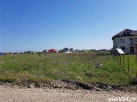 Vanzare  terenuri constructii  1207 mp Arges, Domnesti  - 0 EURO