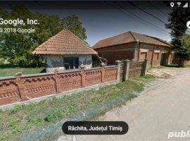 Vanzare  casa  4 camere Timis, Rachita  - 30000 EURO