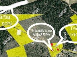 Vanzare  terenuri constructii Cluj, Baisoara  - 35000 EURO