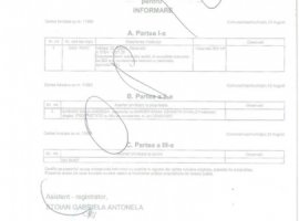Vanzare  terenuri agricol  693 mp Constanta, 23 August  - 21000 EURO