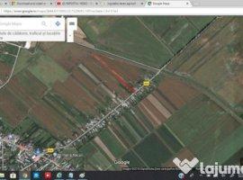 Vanzare  terenuri constructii Dambovita, Racari  - 7500 EURO