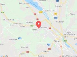 Vanzare  terenuri constructii  1111 mp Arges, Uiasca  - 29000 EURO