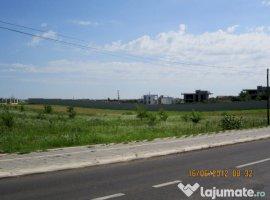 Vanzare  terenuri constructii  1250 mp Ilfov, Ciofliceni  - 35000 EURO