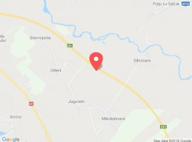 Vanzare  terenuri agricol  16.6 ha Dambovita, Uliesti  - 0 EURO